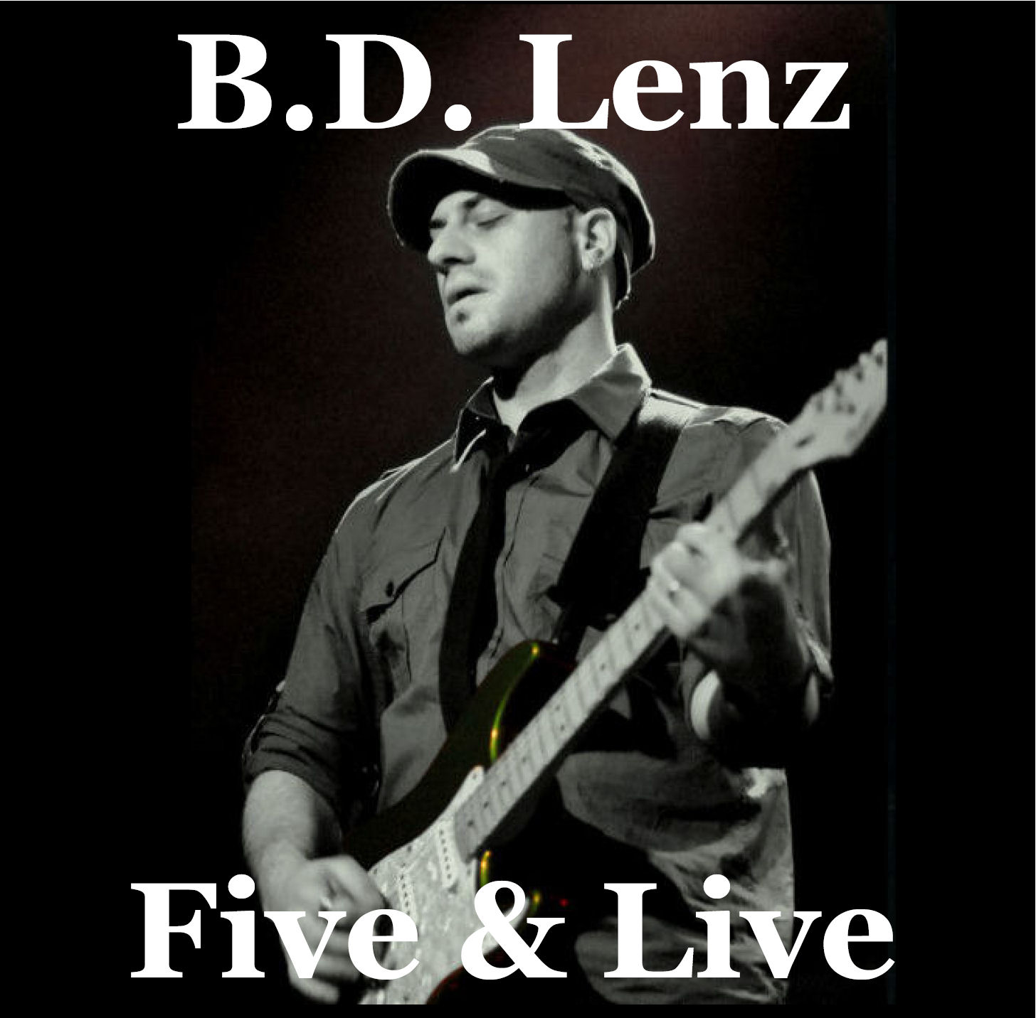 "Featured recording ""Five & Live"""